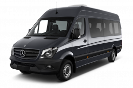 Mandataire MERCEDES SPRINTER TOURER
